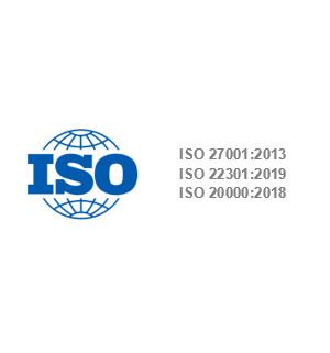Norme ISO di riferimento